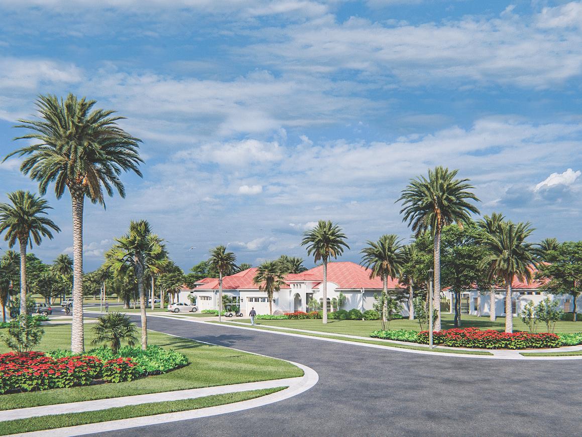 The Glenridge To Build New Club Home and Villa Neighborhood